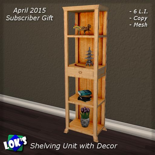 LOKS -Shelving-Unit-with-Decor