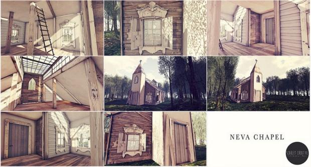 Scarlett Creative - Neva Chapel - SS