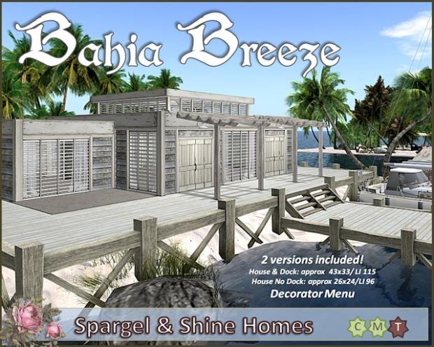 Spargel and Shine Homes - Bahia Breeze