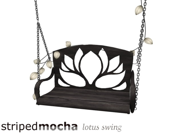 striped mocha_lotus swing_HomeShow