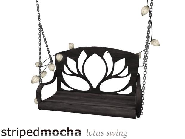 striped mocha_lotus swing_HomeShow