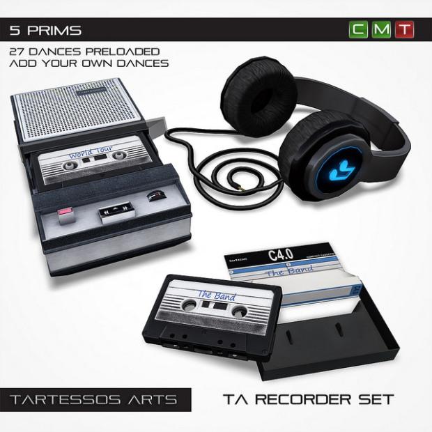 TA - recorder set