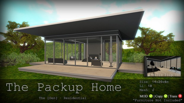 The [Den] - packup home - TLC