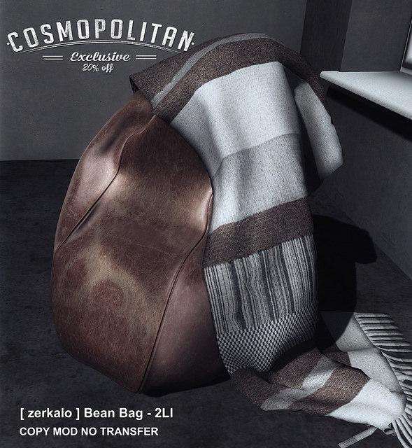 Zerkalo - Bean Bag - Cosmo