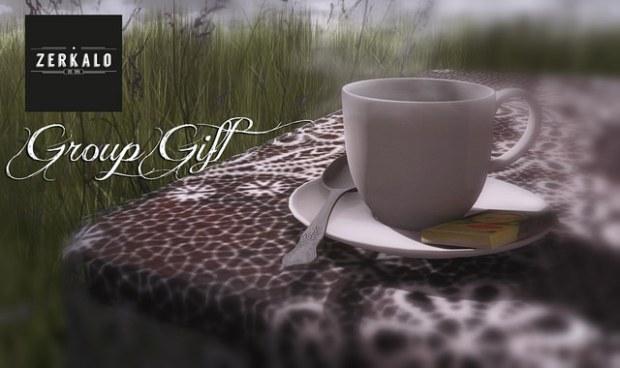 Zerkalo - gg coffee and choc - shiny shabby