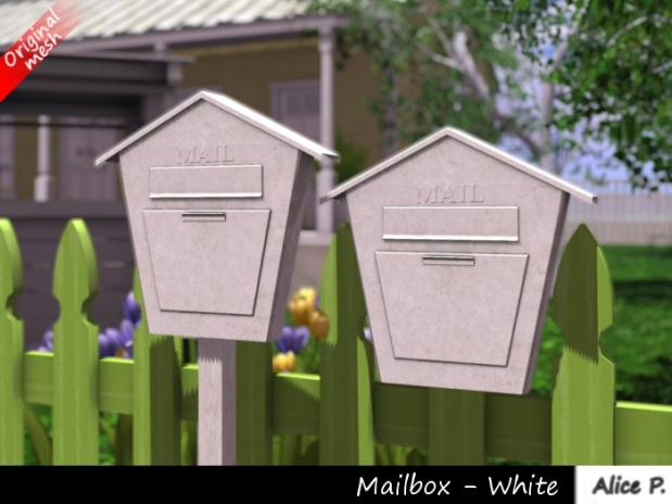 Alice P - mailbox - MP