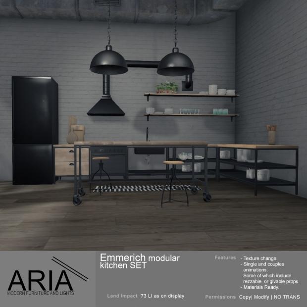 ARIA - Emmerich kitchen - 6Republic