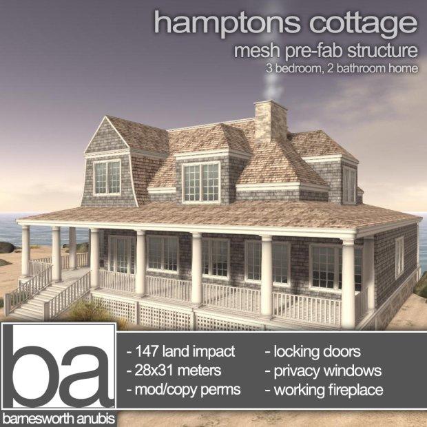 BA hamptons cottage Collabor88