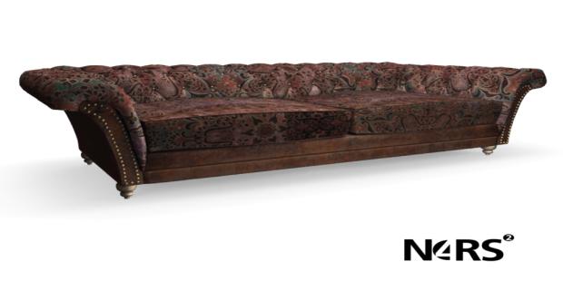 Bombay Sofa - 02