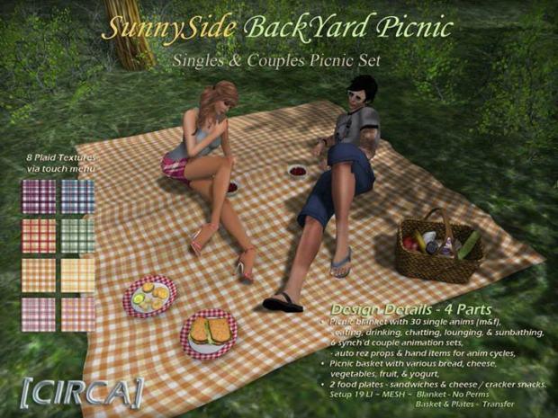 circa picnic