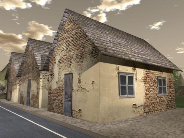 Diamantia - Abandoned House - MP