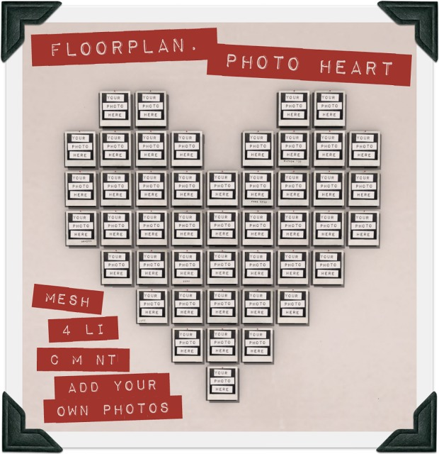 Floorplan - Photo Heart - HomeShow