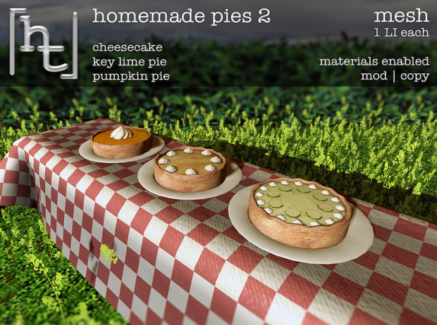 HT HOMEMADE PIES 2 AD