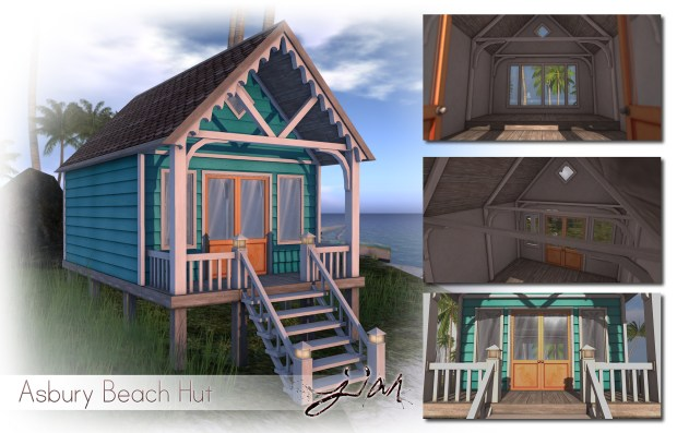 Jian - Asbury Beach Hut - mainstore