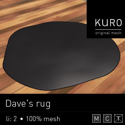 kuro-daves-rug 6Republic