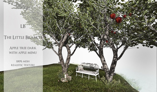 LB DARK APPLE TREE