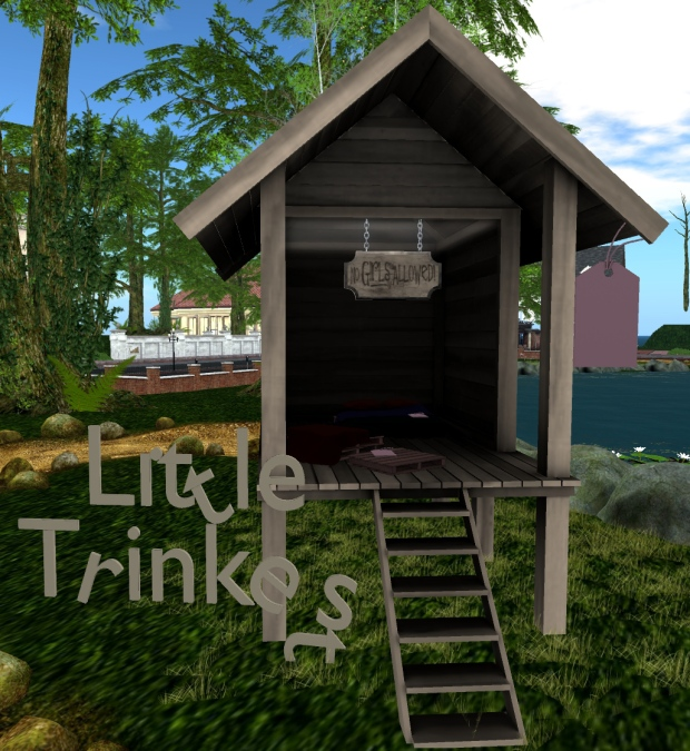 Little Trinkets Clubhouse LPF
