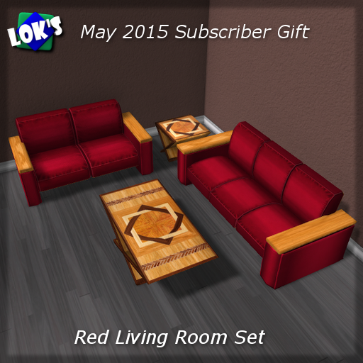 LOKS - May subscriber gift