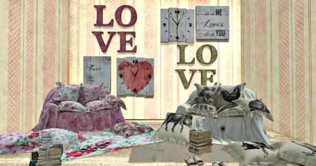 [ zerkalo ] Love Nest -  Gacha