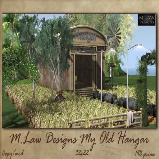 ._M.LAW_. My OLD HANGAR Box