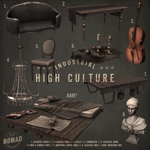 Nomad - Industrial High Culture gacha - 6Republic