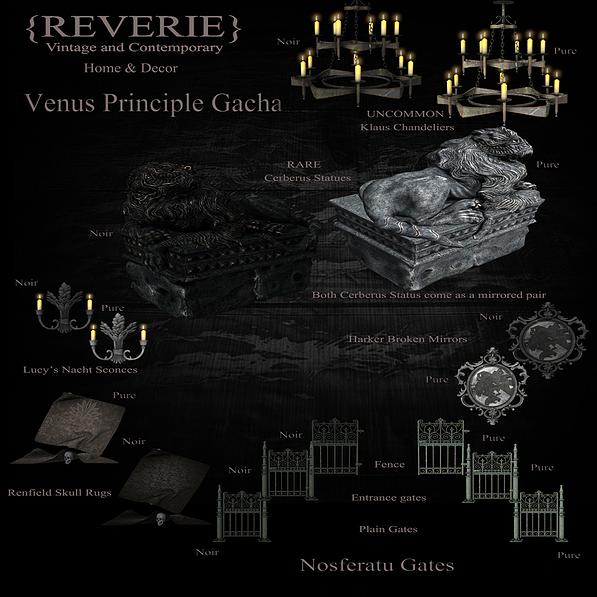 Reverie_venus principle gacha