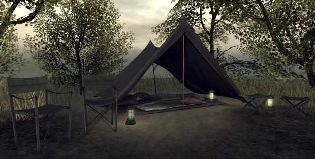 Revival - camping set