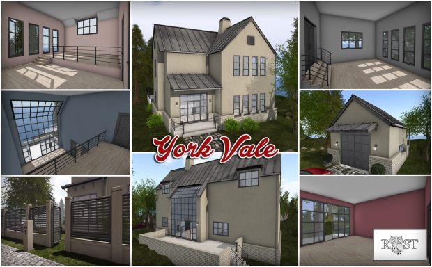 Roost - York Vale display