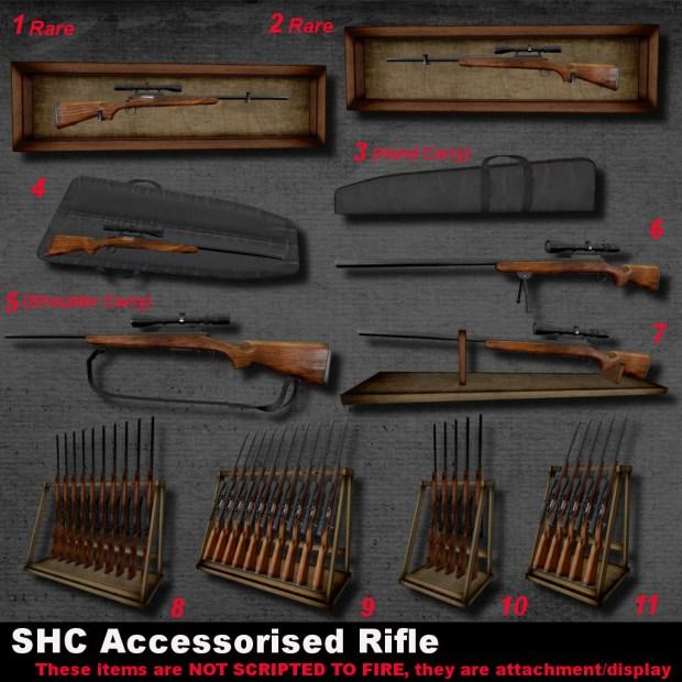 SHC GACHA GUNS