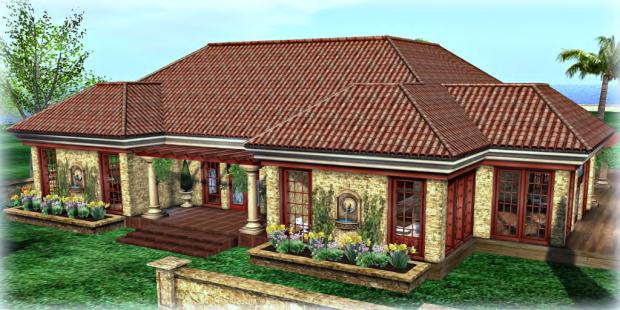Stonelake House
