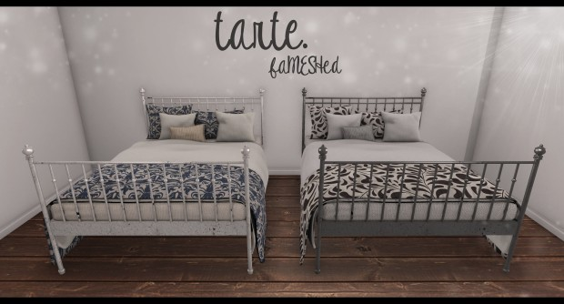 Tarte_Chelsea Bed - Fameshed