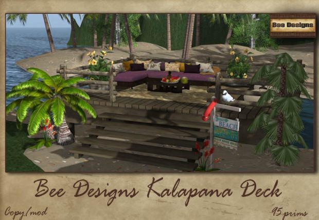 THE KALAPANA DECK