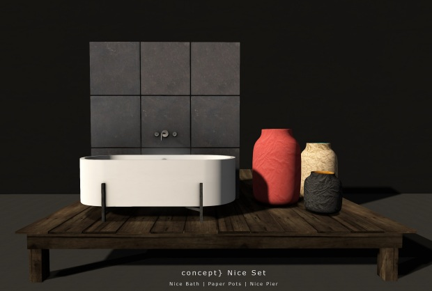 concept - nice bath set2 - on9
