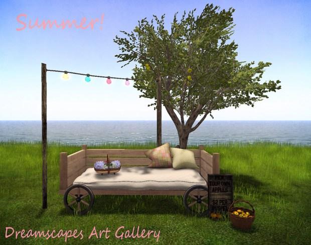 Dreamscapes - Mira cart
