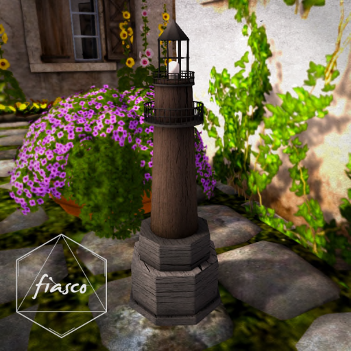 Fiasco - Garden Lighthouse 50L$