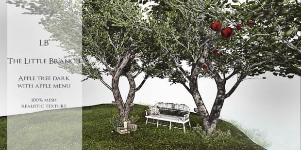 Little Branch_dark apple tree_HT