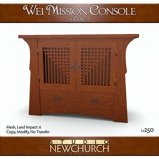 newchurch-wei-mission-console-oak